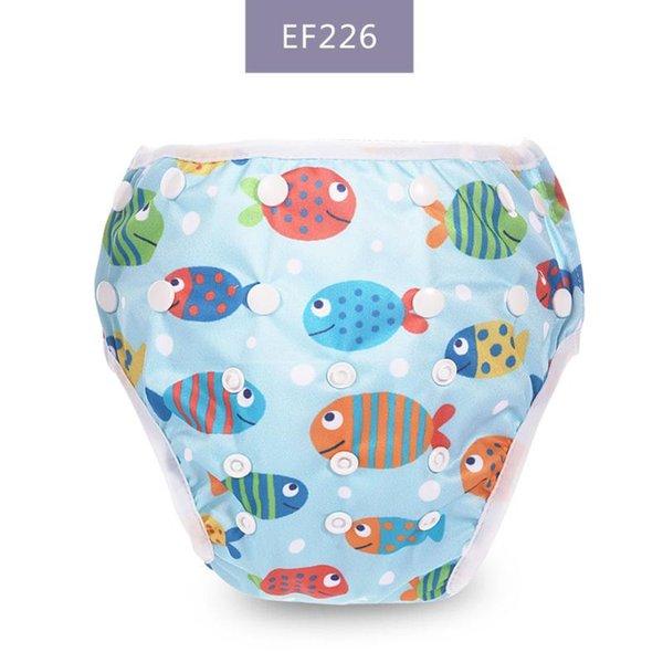 EF226-Swimming Pants