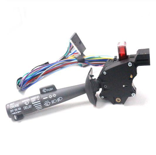 best selling HLLADO New 26100985 Cruise Control Windshield Wiper Turn Signal Lever Switch For Chevy G M C High Quality