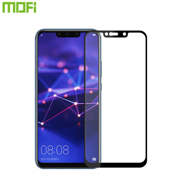 wholesale Huawei Mate 20 Lite Glass Tempered 2.5D Full Cover Tempered Glass Film Huawei Maimang 7 Screen Protector Protective Film