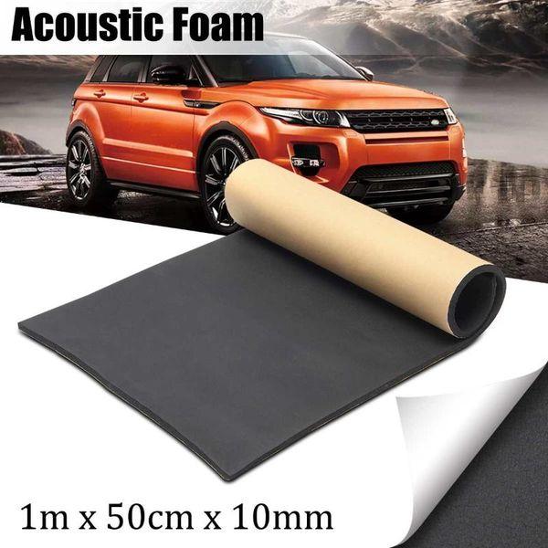 5mm Car Auto Van Sound Proofing Deadening Insulation 30 x 50cm Closed Cell Foam