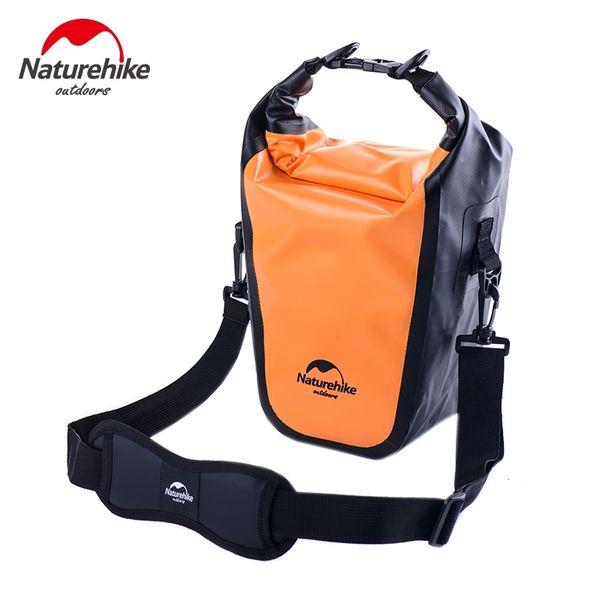Naturehike Waterproof Camera Case Crossbody Bag for Canon DSLR EOS Outdoor Rafting Sports Kayaking Canoeing Floating Dry Sack #48424