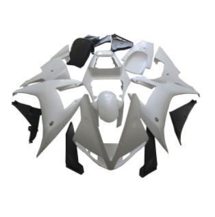 partes motocicleta carenagem para Yamaha kit para arejar YZF-R1 02-03 YZF R1 02 03 1000 YZF R1 2002 2003 sem pintura
