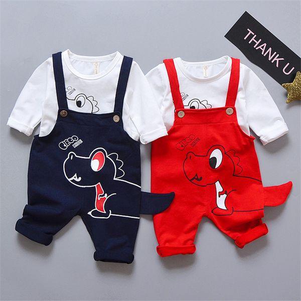 Kinderkinderbabyjungenkleidung des Frühlingsherbstes des Frühlingsherbstes 2019, der beiläufige Kinder kleidet Jungenmädchen, die Kleidungssatz kleidet