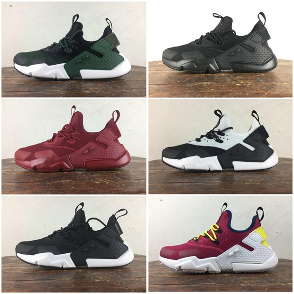outlet store 99864 a5772 Huarache 6 Drift 2018 AIR Newest Huaraches 6s Ultra Breathe Hurache Running  Shoes Men Women Huraches