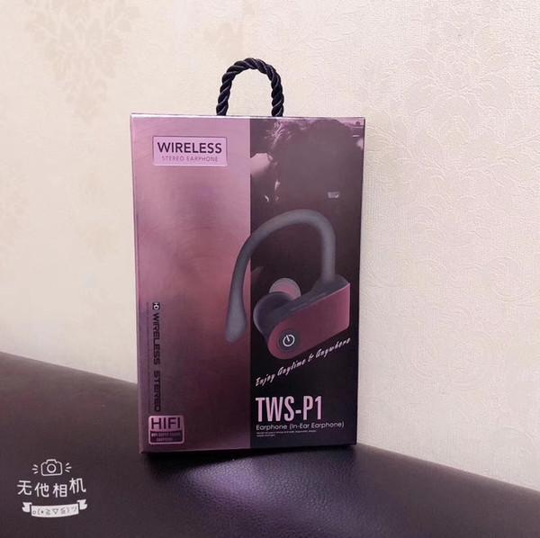 JB Marke Drahtlose Bluetooth Kopfhörer Wasserdichte IPX5 Kopfhörer Sport Lauf Headset Stereo Bass Ohrhörer Freisprecheinrichtung Mit Mikrofon