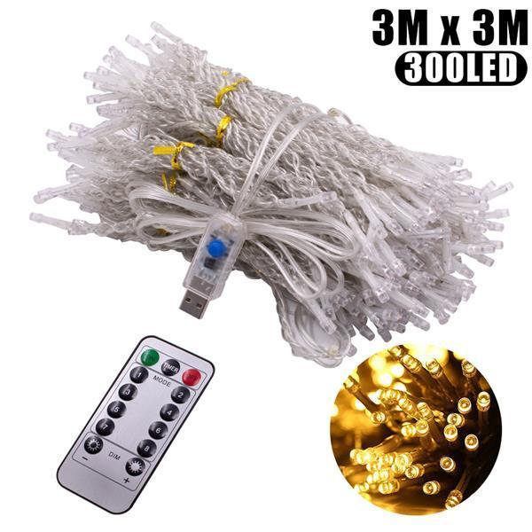 3M * 3M 300 Sıcak Beyaz LED