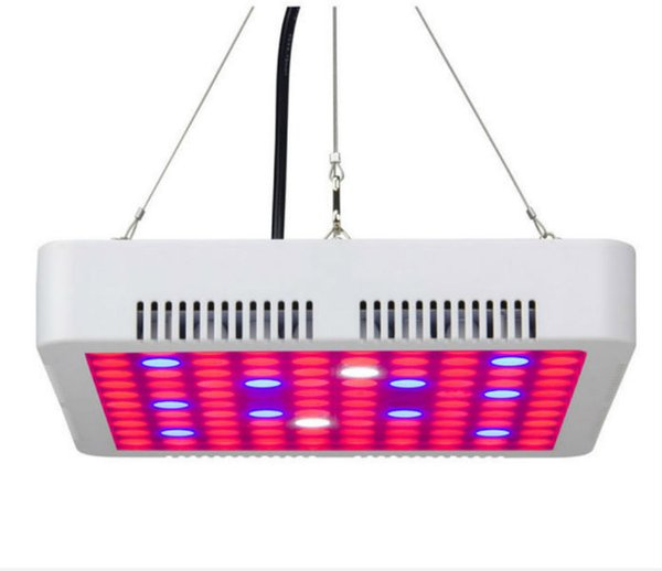 2pcs\lot free shipping 600w LED Grow Lamp AC85~265V Full Spectrum Plant Grow Light For Indoor Plants Flowering grow