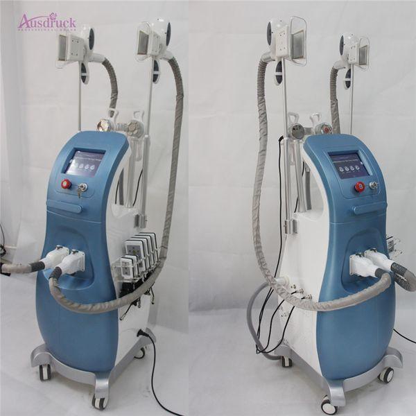 UK DHL shipping Fat Freezing Slimming lipo laser Machine Cryotherapy Face RF Ultrasound RF Liposuction Lipo Laser Machine BH36