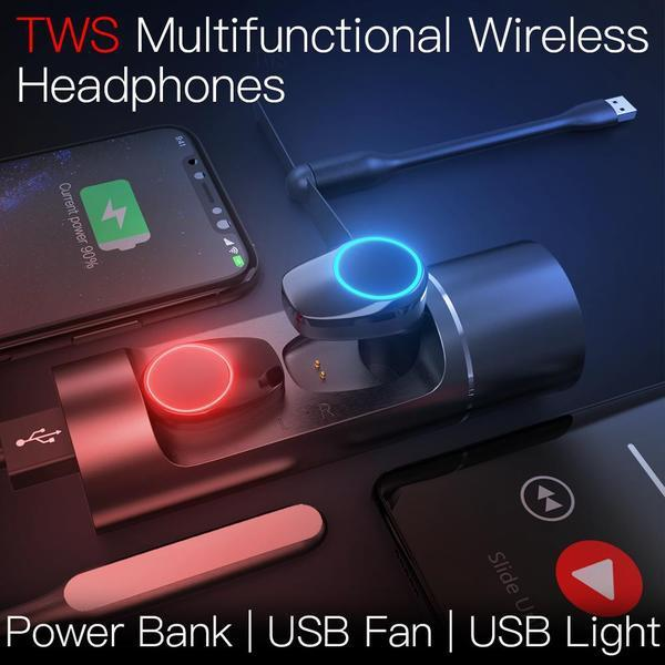 JAKCOM TWS multifunzionale Wireless Headphones nuovo in Cuffie auricolari come 640x480 OLED gtr 47 bf mp3 video