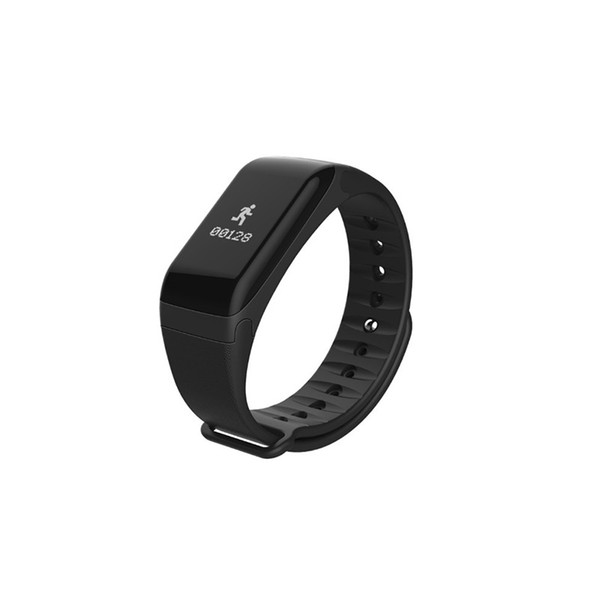 Smart Bracelet blood pressure F1 Smart Bracelet Watch Heart Rate Monitor SmartBand Wireless Fitness For Android IOS Phone