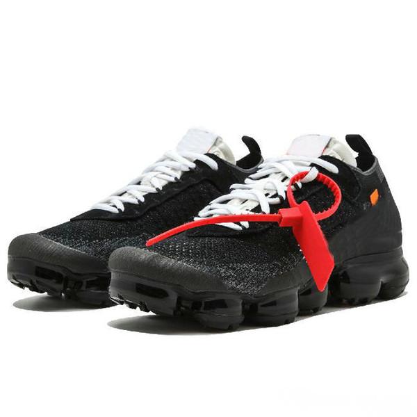 I vapori Fly 2.0 II Knit FK 2.0 Scarpe uomo! West VPM Designer per il tempo libero Scarpe Nero Bianco Casual Sneakers traspirante con box