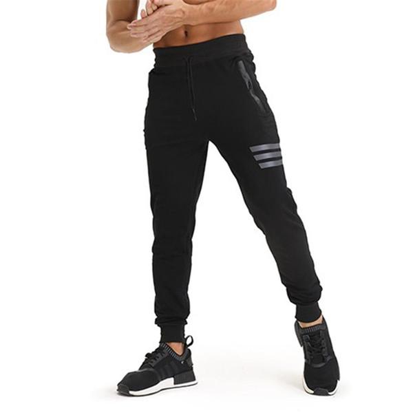 Спортивные штаны для мужчин Тренажерные залы Тренировки Упражнения Фитнес Бодибилдинг Спортивная одежда Брюки Бег Леггинсы Бег Спортивные тренировочные брюки