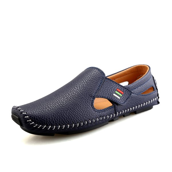 Mens Shoes Casual Hot Sale 2019 Breathable Summer Slip on Shoes Men Shoe/Loafers for Male