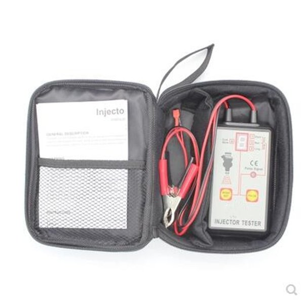 Automotive INJECTOR Signal Generator Injector Fault Detector diagnostic instrument diesel Fuel injector Driver work perfect