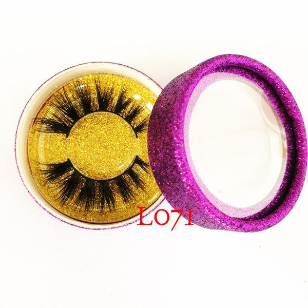 3D Mink Lashes Natural Long False Eyelashes Dramatic Volume Mink Lashes Makeup Extension Eyelashes maquiagem 1