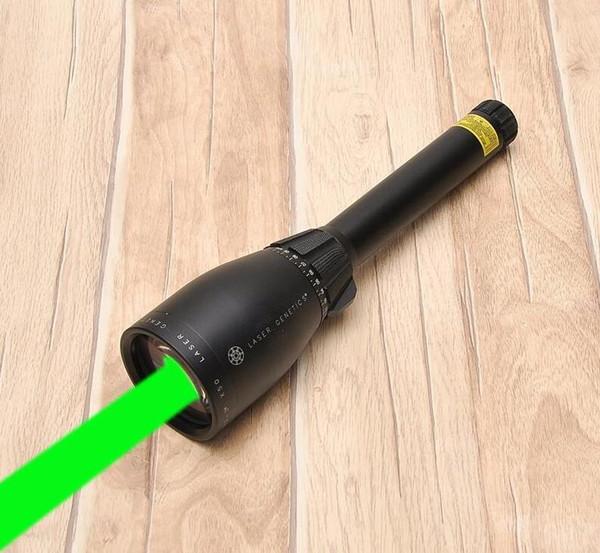 Novo Designador de laser verde ND3 X50 ND50 Caça a laser de longa distância com alcance ajustável Montagem Visão noturna Lanterna