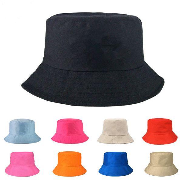 Pescador Bucket Hat para mujeres hombres bricolaje portátil sombrero plegable primavera verano de ala ancha Flat Top exterior sombrilla sombrero