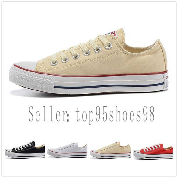 2019  Designer shoes Converse men's women 1970er Jahre Original Schuhe für Männer Frauen Laufen Turnschuhe Niedrig High Top Skate Big Eye Mode Lässig Kostenloser Versand