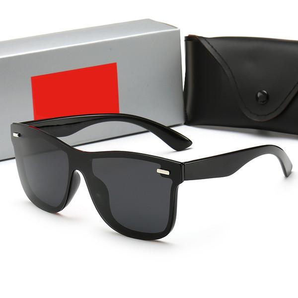 RayBan RB650 Moda X-Men Occhiali da sole a forma di pesce Uomini polarizzati Ciclismo Occhiali da sole in vetro Designer esterno Sport Equitazione occhiali 12 colori Opzionali In vendita