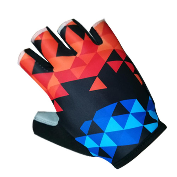 2019 Hot 3D Gel Pad Bicycle Gloves Summer Breathable Unisex Guantes Ciclismo Mountain Bike Bicycle Cycling Gloves
