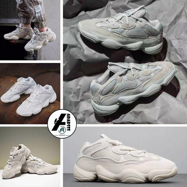 500 Salt Blush Utility Black Super Moon Yellow Desert Rat Salt 3M Das's Sports Running Shoes DMX Men Trainers Women Casual Clunky Sneak