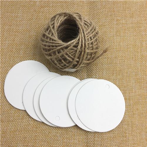 Weiß mit 15m Seil