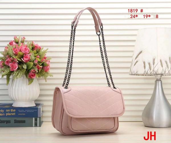 2019 Crossbody Bags For Women Leather Luxury Handbags Women Bag Designer Ladies Hand Shoulder Bag Messenger Sac A Main 1819