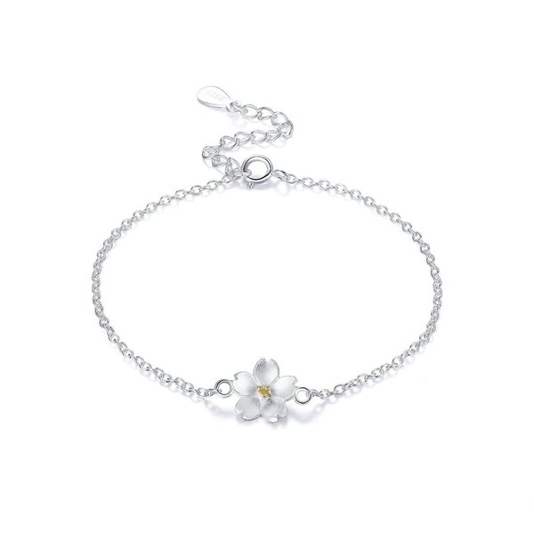 ZTUNG CB9 for MO Classic Jewelry bracelet 925 silver heart shape have color choose send with dust bag for women wonderful gift