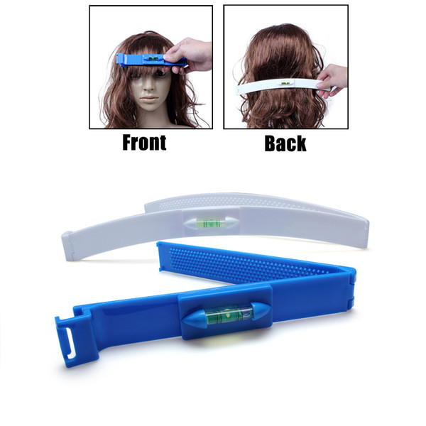 best selling Fashion Professional Hair Cutting Clip Hairstyle Trim Cutter Tool Kit For Home Hair Salon