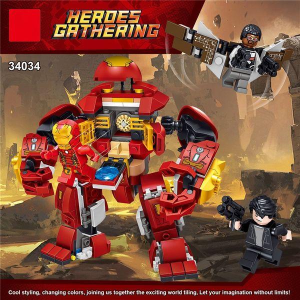 Iron Man Machine