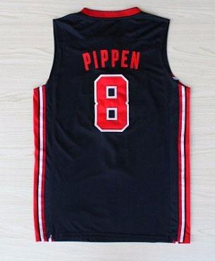 C12 (# 8 Pippen) Marine-Blau