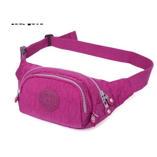 good quality Fanny Pack Waist Bag For Women Pochete Multifunctional Money Belt Female Casual Hip Bag Feminina Bum Bolsas Girls 2019