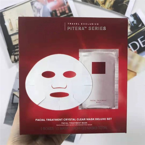 SK facial treatment mask micro essence SK Brand Set Facial Treatment Pitera Mask Fashion Skin Care free shipping.