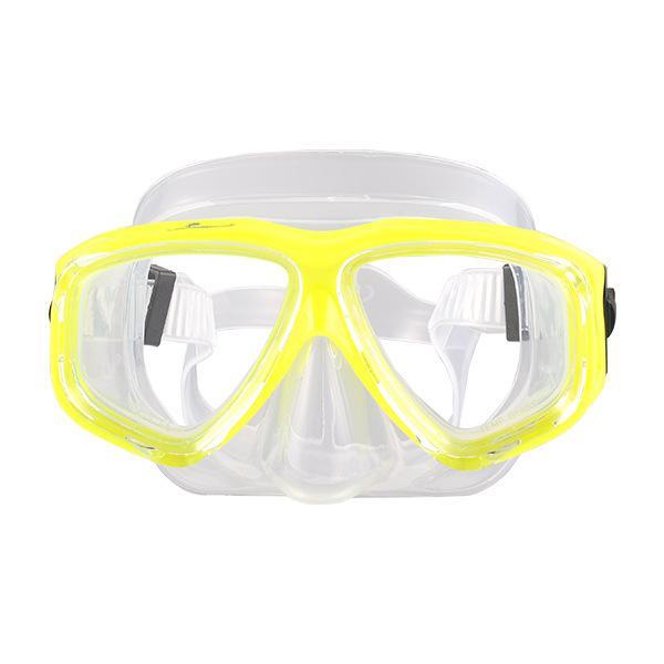 Máscara de mergulho profissional subaquática anti-fog máscara de mergulho das crianças dos homens das senhoras equipamentos de natação 2019 novo