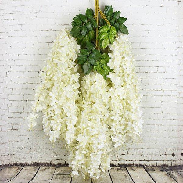 초 조밀 110cm : 흰색