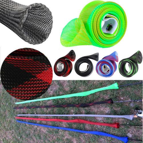 best selling 30mm 170cm Casting Fishing Rod Sleeve Cover Pole Glover Tip Protector Bags Sock