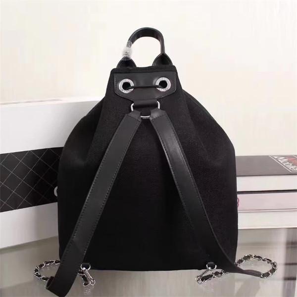 Mochilas de diseño Bolsos de diseño de lujo Marca de moda Mochila de mujer Lona de alta calidad Bolsos de mujer Bolso de escuela