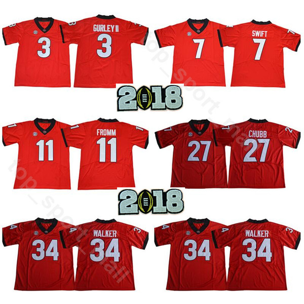 Patch rosso 2018.
