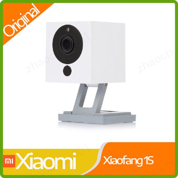 Original neue xiaomi mijia cctv xiaofang digital zoom smart kamera ip 110 grad 8x1080 p wifi drahtlose steuerkamera nachtsicht