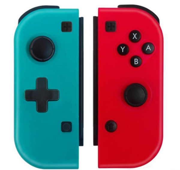 top popular Wireless Bluetooth Gamepad Controller For Nintendo Switch Console Switch Gamepads Controllers Joystick For Nintendo Game Joy-con 2020