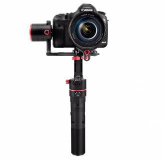 Feiyu Tech A2000 3-Axis Brushless Handheld Gimbal for Mirrorless DSLR Camera - Single Handheld