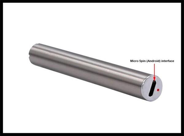 Batería de precalentamiento máximo 380mAh Voltaje variable Carga inferior 510 Batería para cartuchos de pluma de vaporizador de aceite de CO2 grueso bienvenida