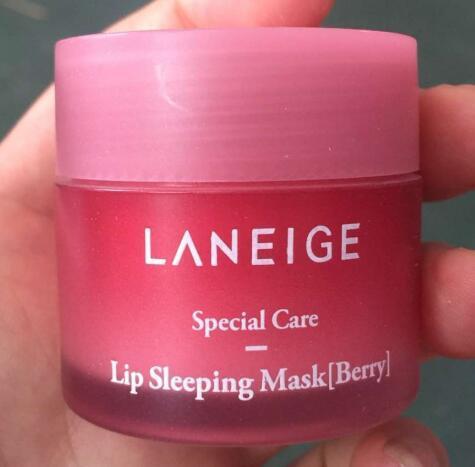 top popular Laneige Special Care Lip Sleeping Mask Lip Balm Lipstick Moisturizing LZ Brand Lip Care 20g Top quality 2021
