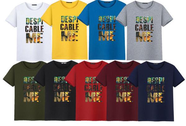 Homens Muscle T-Shirts Profunda O Pescoço Estiramento Tshirt de Algodão harajuku Verão 2018 Manga Curta Plus Size t-shirt cor camisa impressão t camisa