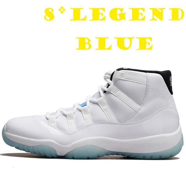 8 Legend Blue