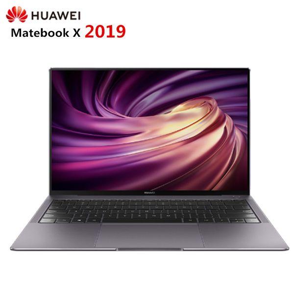 2019 HUAWEI MateBook X Pro Laptop 13.9 inch Windows 10 Notebook Intel Core i5 8265U / i7 8565U 8GB RAM 512GB SSD PC Touchscreen