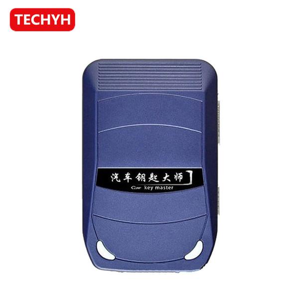 TECHYH CKM100 Car Key Master with 390 Tokens CKM100 Car Key Master Auto Key Programmer