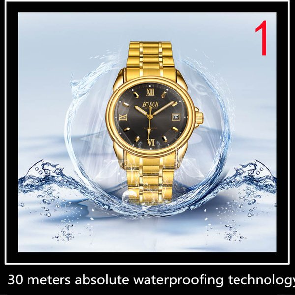 zou's New automatic mechanical watch female watch vibrato network red with the fashion luminous ladies
