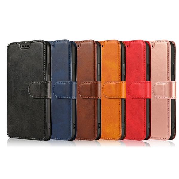 Htc One M7 Hülle Luxus Leder Telefon Case Für Samsung Galaxy J8 J7 Pro J6 Primé J4 Plus 2018 J5 J3 2017 Magnetische Flip Brieftasche Karte Case Coque