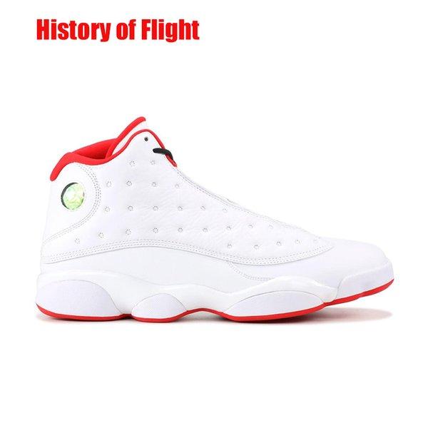 История полета